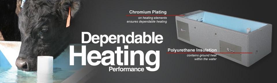 Dependable Heating Performance